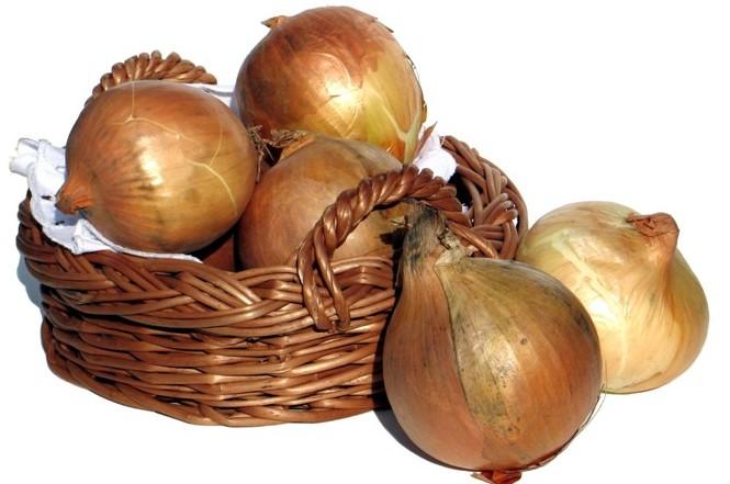 Gesund für haut zwiebel die Zwiebeln: scharf