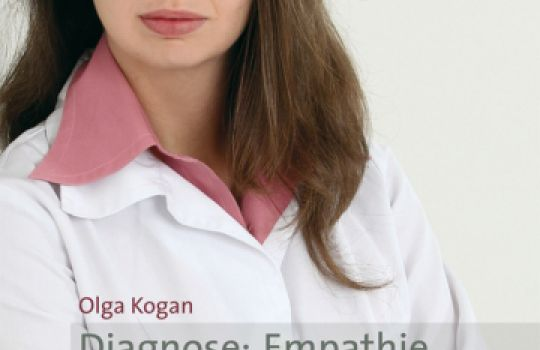 Buchcover Olga Kogan: Diagnose Empathie
